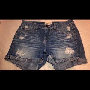 BKE Jean Shorts- 26